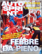 27713 Autosprint - a. XXIV N. 10 - 1984 - F.1: trucchi e astuzie + Poster