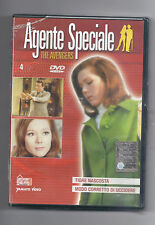 Agente Speciale The Avengers n.4  DVD editoriale