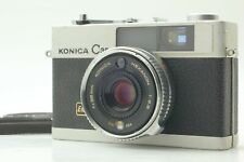 [EXC4 w/ Strap] KONICA C35 E&L HEXANON 38mm f/2.8 Rangefinder Camera From JAPAN