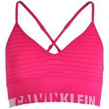 Calvin Klein Women's Unlined Bralette Pink XS