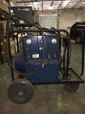 Hobart Micro-Wire MC-300 300 AMP DC Welder w/ AGH-27 Wire Feeder