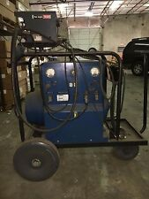Hobart Micro Wire Mc 300 300 Amp Dc Welder With Agh 27 Wire Feeder