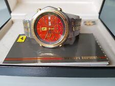 Ferrari Formula Cartier Uhr Chronograph TOP Zustand!