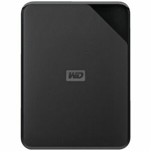 WD Elements SE 2TB USB3.0 Portable Hard Drive