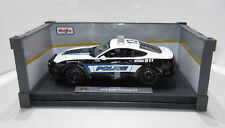 1 18 Maisto Ford Mustang GT Police 2015