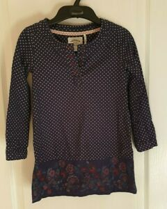 Fat Face Tunic age 4-5 Navy - great condition!