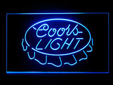 J628B Coors Light For Pub Bar Display Decor Light Sign