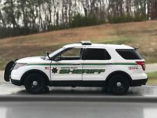 Anderson County Tennessee custom sheriff's diecast SUV Motormax 1:24 scale