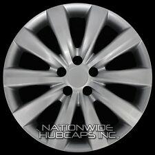 "4 New 09-2015 Toyota Matrix 16"" Wheel Covers Rim Tire Hub Caps with STEEL CLIPS"