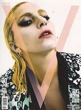 V Magazine 99 Spring Preview 2016 Cover 1 Lady Gaga Versace NM