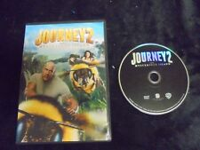 "USED DVD Movie ""Journey 2 The Mysterious Island"" (90)"