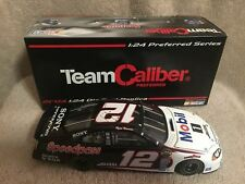 Team Caliber 1/24 Diecast Nascar #12 Ryan Newman Alltel Mobile 1 2004 Dodge
