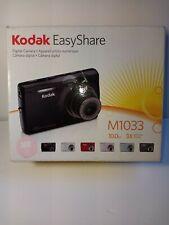 Kodak EasyShare M1033 Digital Camera Pink w Box Manual