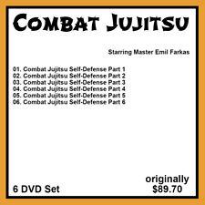 Combat Jujitsu featuring Emil Farkas (6 Dvd Set) Japanese Jujutsu