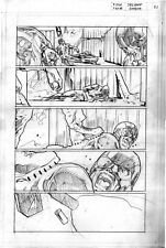Bennett SECRET EMPIRE OMEGA 1 pg 21 PUNISHER EXECUTES HYDRA AGENTS