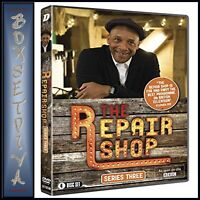 THE REPAIR SHOP - COMPLETE SERIES 3  ** BRAND NEW DVD ****