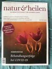 Natur und Heilen Zeitschrift. Adaptogene Pflanzen