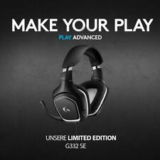 Logitech G332 Casque Gamer Filaire Audio Stéréo PC/Mac/Xbox One/PS4/Nintendo Swi