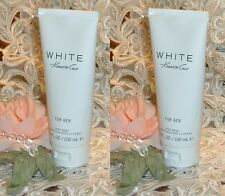 LOT ~ White for Her Kenneth Cole ~ Perfume d Body Wash ~ 3.4 oz / 100ml EACH ~