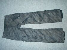 COLUMBIA OMNI-TECH WOMENS XS WATERPROOF LIGHTWEIGHT SKI PANTS