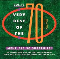 (CD) Very Best Of The 70's Vol. IV - James Boys, Gary Glitter, Kincade, Clout