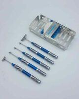 Dental Soft Brushing Kit PRF Lingual Tissue Flap implant instruments