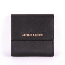 NWT Michael Kors JET SET TRAVEL Small Card Case Carryall Wallet