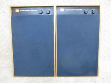 JBL 4312M Compact Monitor 3 Way LoudSpeaker Speaker Set Blue Line Harman Japan