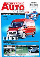MANUAL DE TALLER FIAT DUCATO 2.3 JT 130 Y 150 CV DESDE 04/2011  EAV+CD ROM  124