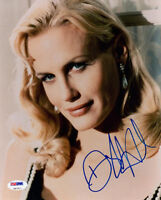 DARYL HANNAH SIGNED AUTOGRAPHED 8x10 PHOTO VERY PRETTY PSA/DNA