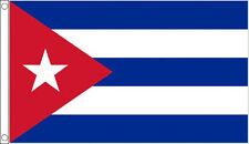 More details for 8' x 5' cuba flag cuban caribbean extra large funeral coffin drape