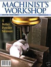 Machinist's Workshop Magazine Vol.19 No.3 June/July 2006