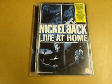 MUSIC DVD / NICKELBACK - LIVE AT HOME