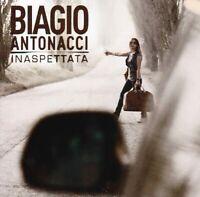 Biagio Antonacci - Inaspettata - CD Nuovo Sigillato N