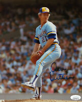 BREWERS Don Sutton signed 8x10 photo JSA COA AUTO Autographed Milwaukee HOFer