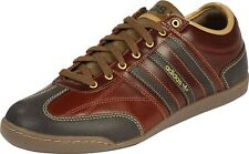 ADIDAS ZX CASUAL LIMITED MENS BROWN LEATHER SHOES HAMBURG STAN SMITH WP G43844