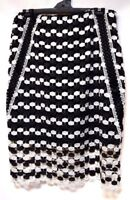 TS skirt TAKING SHAPE EVENT WEAR plus sz XS / 14 Geo Lace Skirt NWT rrp$180!