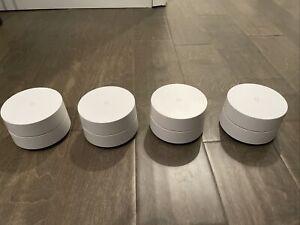 Google Wi-Fi AC-1304 Wireless Router (3 left)
