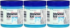 3 Pack Mineral Ice Pain Relieving Gel 3.50 oz