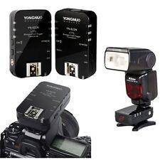 Yongnuo YN-622N Wireless Flash Trigger i-TTL 2.4GHz Set for Nikon D5100 D80 IT