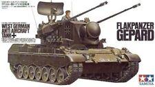 Flakpanzer Gepard - 1/35 Military Model Kit - Tamiya 35099