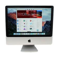 """Apple iMac A1224 20"""" 2GB 250GB El Capitan 12 MTH Warranty Mid / late 2007"""