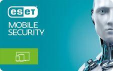 ESET seguridad móvil para Android 1 dispositivo 1 Año-Entrega Rápida