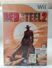 RED STEEL 2 - WII - CON WII MOTION PLUS