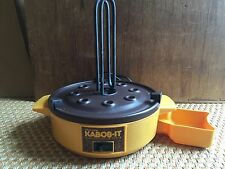 Wear Ever Kabob-It Base with Element and drip cover parts for Model 74000 WORKS