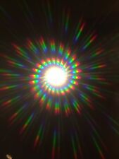 Spiral Rainbow Diffraction PARTY Glasses by Education Harbour Ltd x 2 pairs