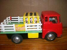 Ol' MacDonald's Farm Truck Battery-op Made in Japan