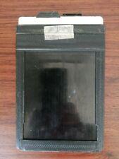 Fidelity 4x5 film holder Large Format 4/5