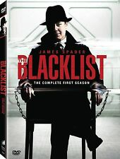 The Blacklist : Season 1 (DVD, 2014, 6-Disc Set) NEW SEALED