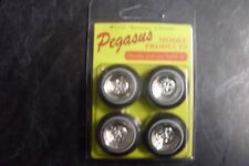 Pegasus Chrome Reverse Wheels